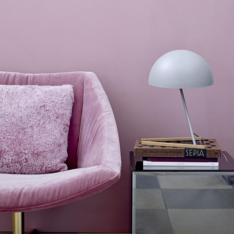 Elegant Stol, Rosa/Guld, Bloomingville