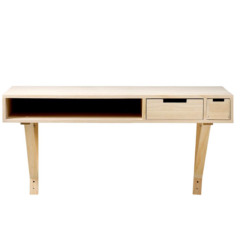 Veneer Skrivbord 100x50cm