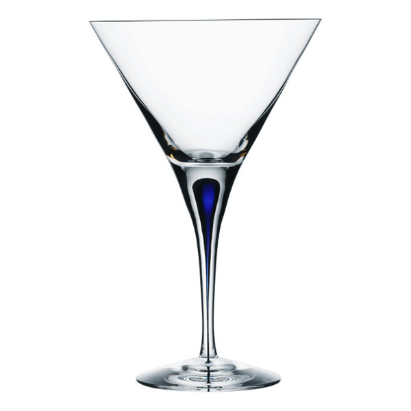 Intermezzo Blå Martiniglas 21 cl