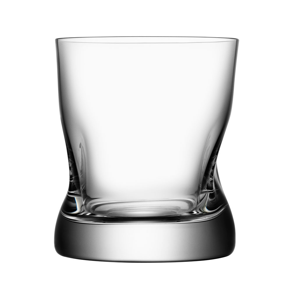 Orrefors Squeeze Whiskeyglas DOF  2-Pack