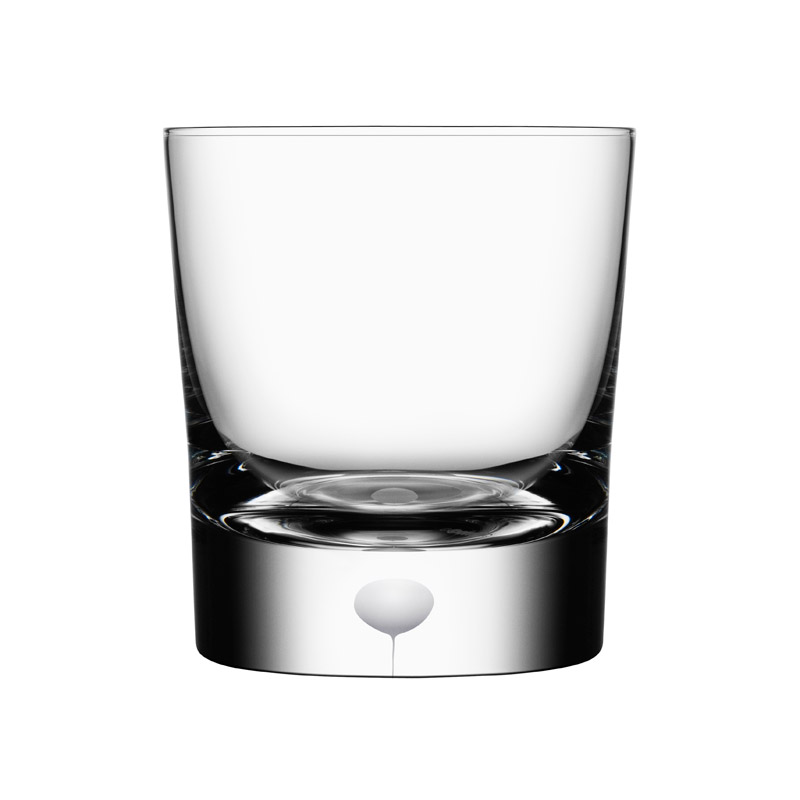 Orrefors Intermezzo Satin Whiskeyglas OF 22 cl