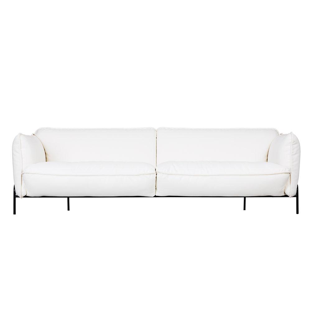 Continental Soffa Vit