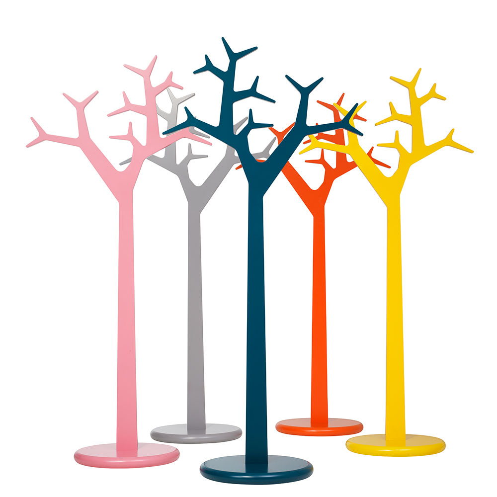 Tree Klädeskrok 194cm, Gul Katrin Olina& Michael Young Swedese RoyalDesign se