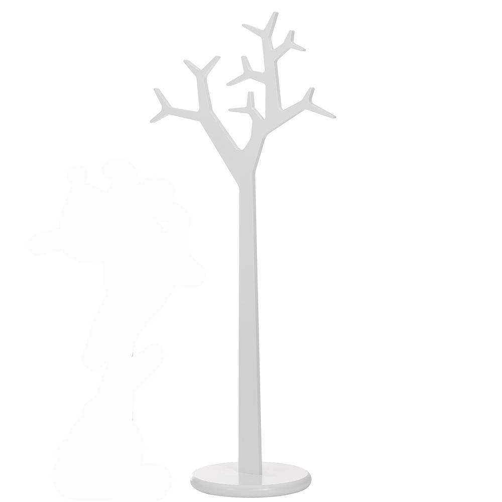 Tree Klädeskrok 194cm Vit