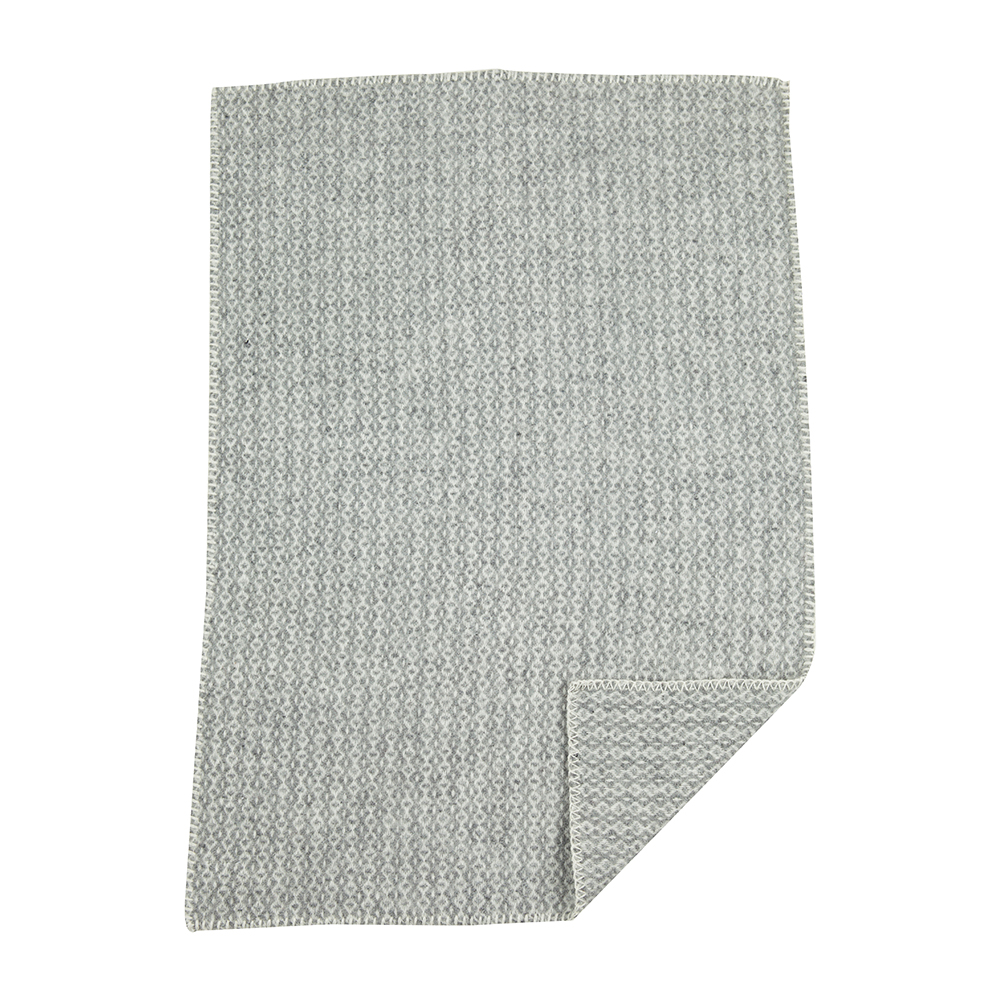 Rumba Baby Ullfilt 65×90 cm Ljusgrå