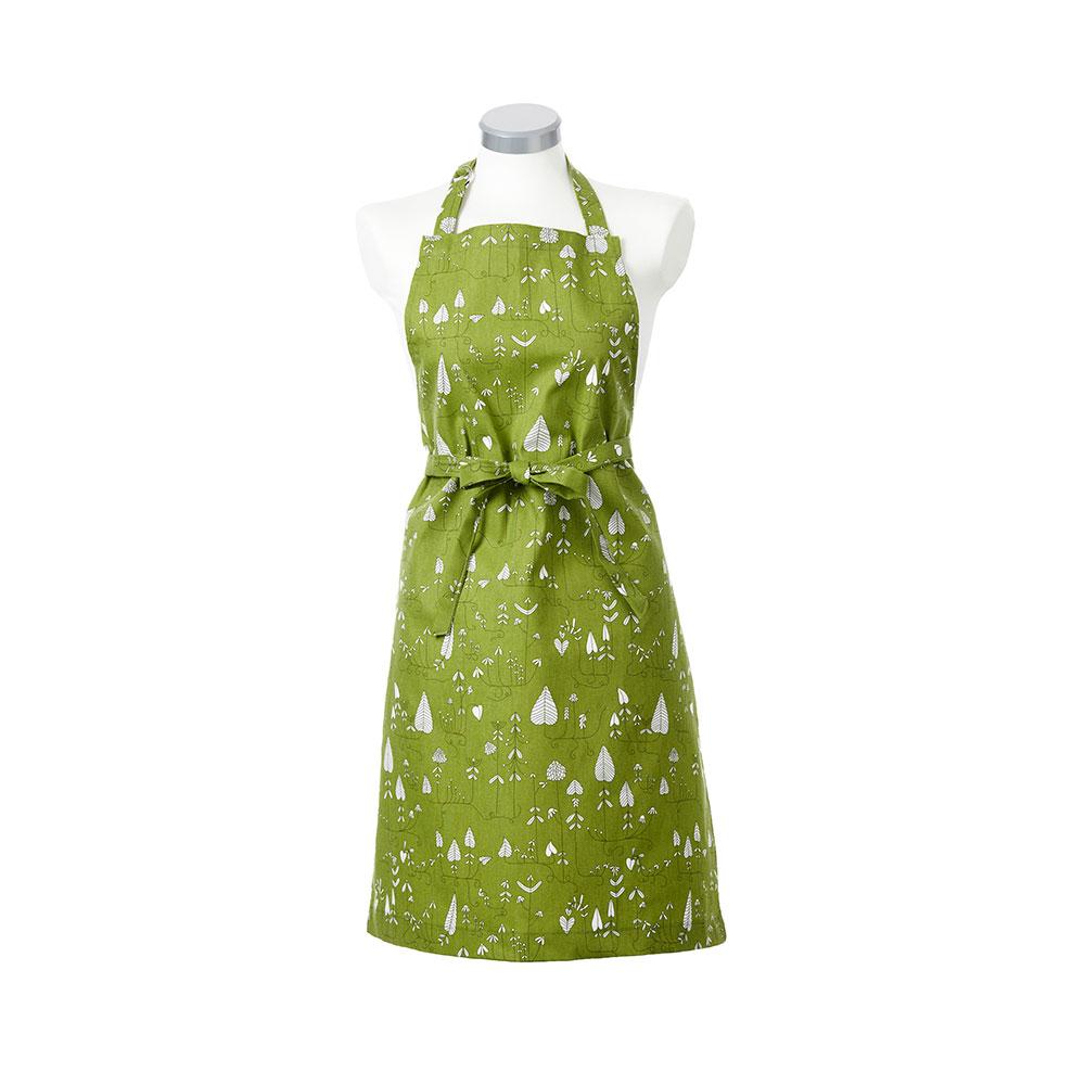 Moorland Förkläde Grön