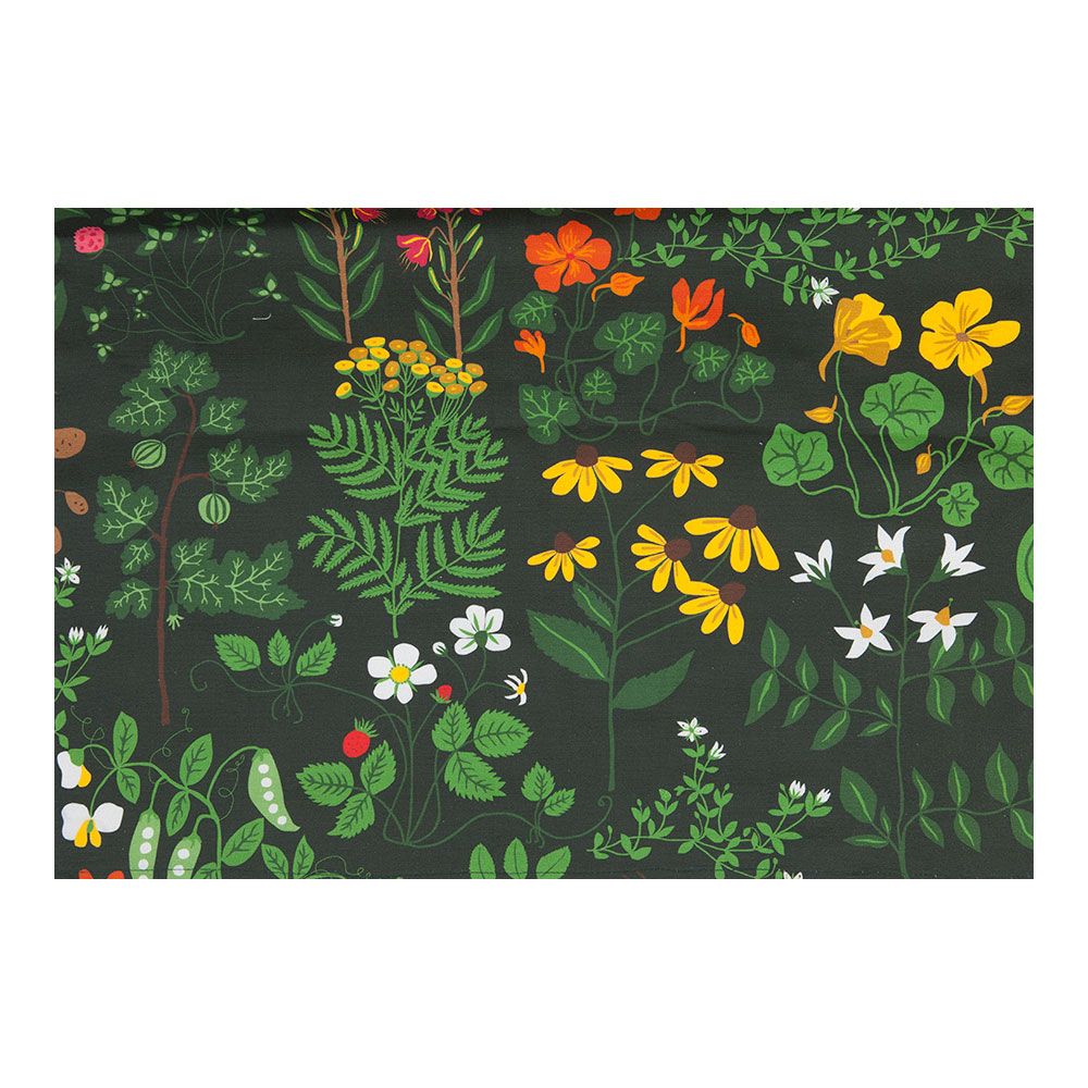 Leksand Bordstablett 45x35cm Grön