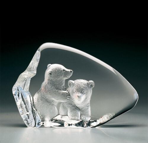Wildlife Isbjörnsungar