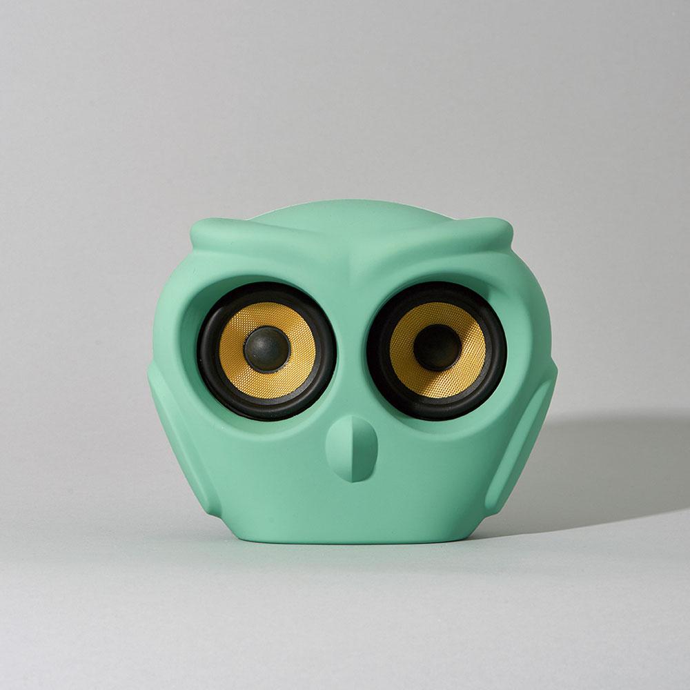 aOwl Högtalare Grön
