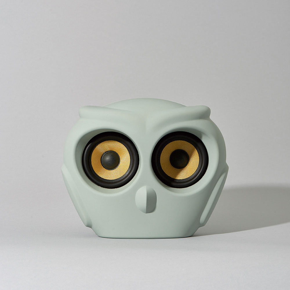 aOwl Högtalare Dusty Blue
