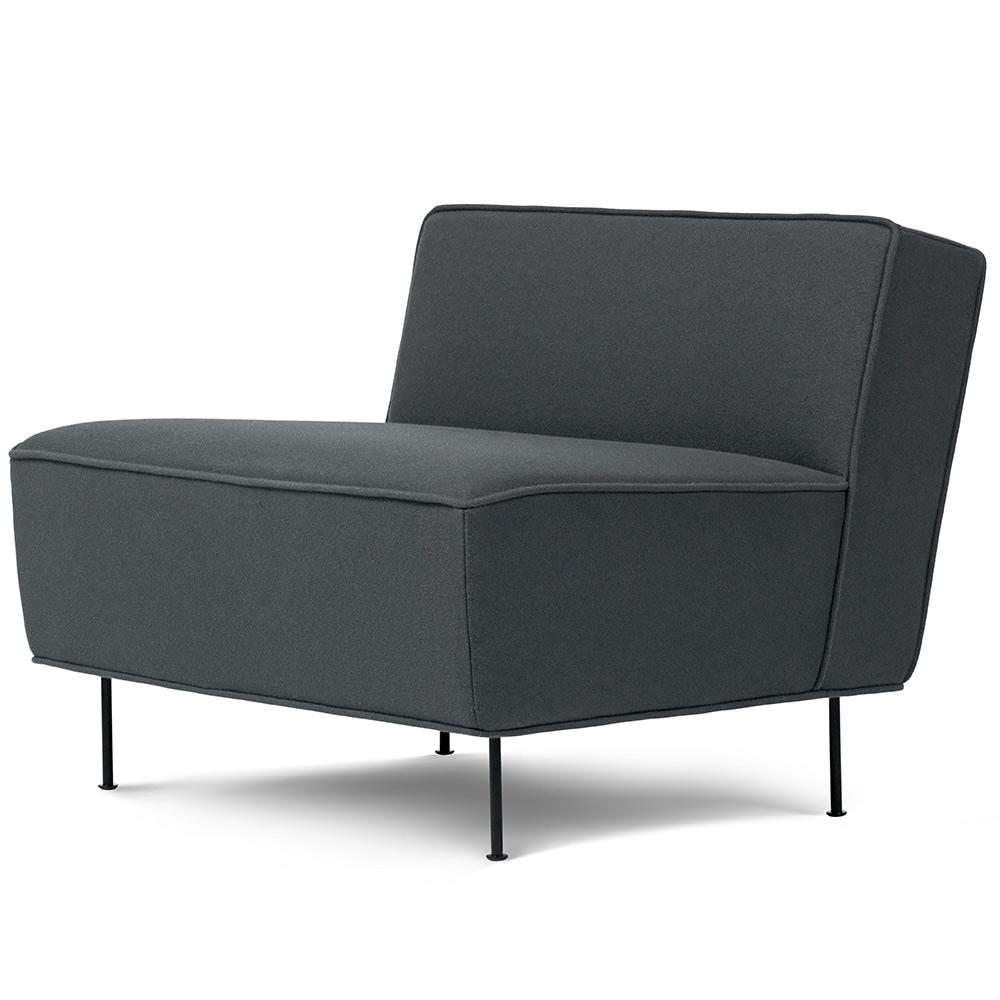 Modern Line Lounge Stol