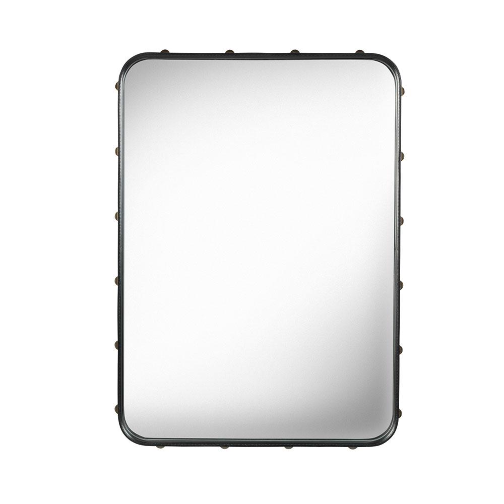 Adnet Spegel 70x48cm Svart