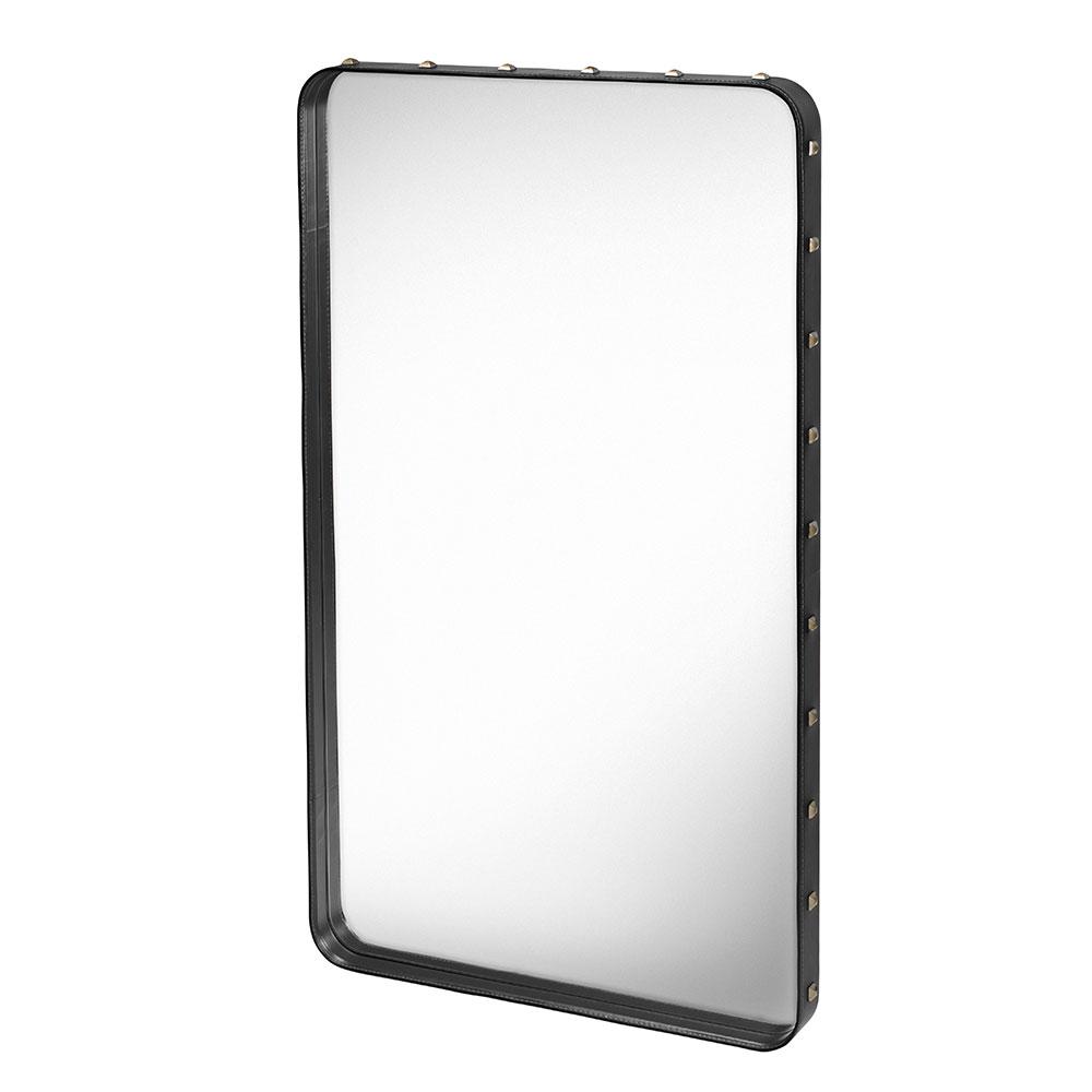 Adnet Spegel 115x70cm Svart