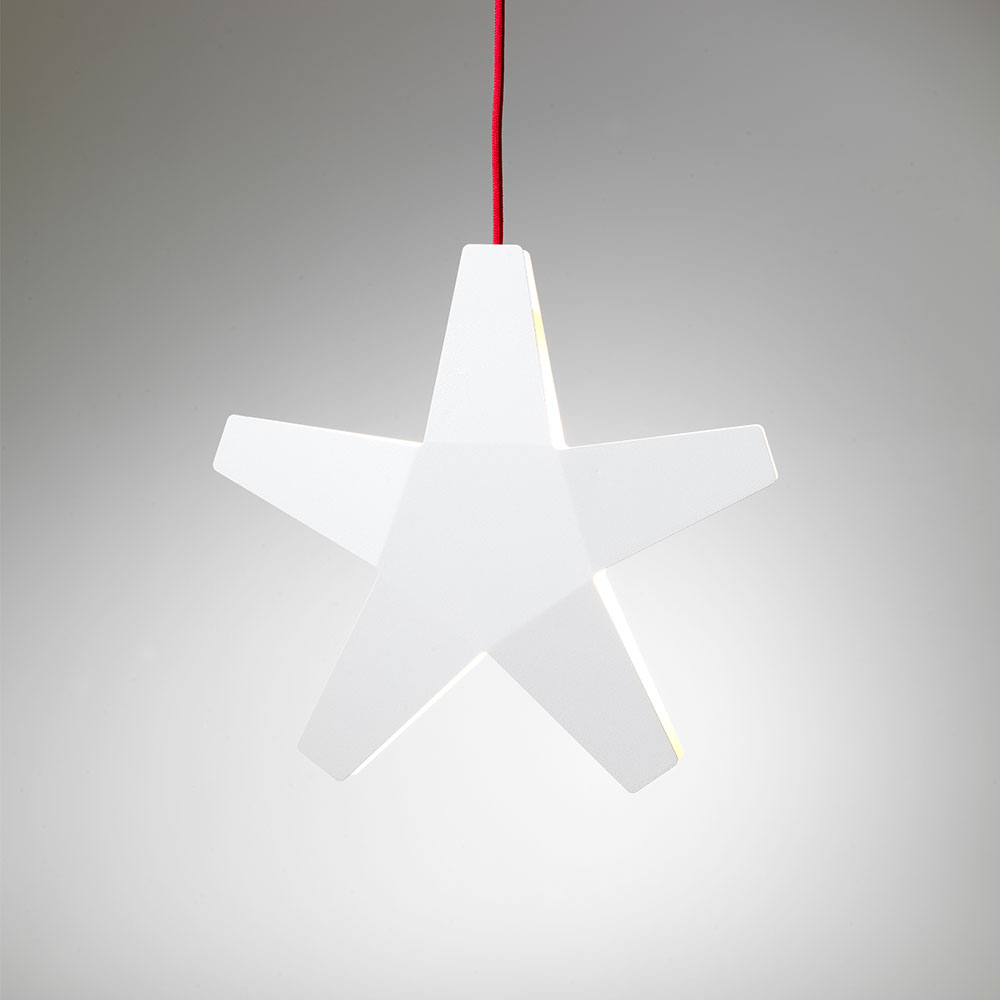 Advent Julstjärna 40cm, Vit Stina Sandwall SMD Design RoyalDesign se