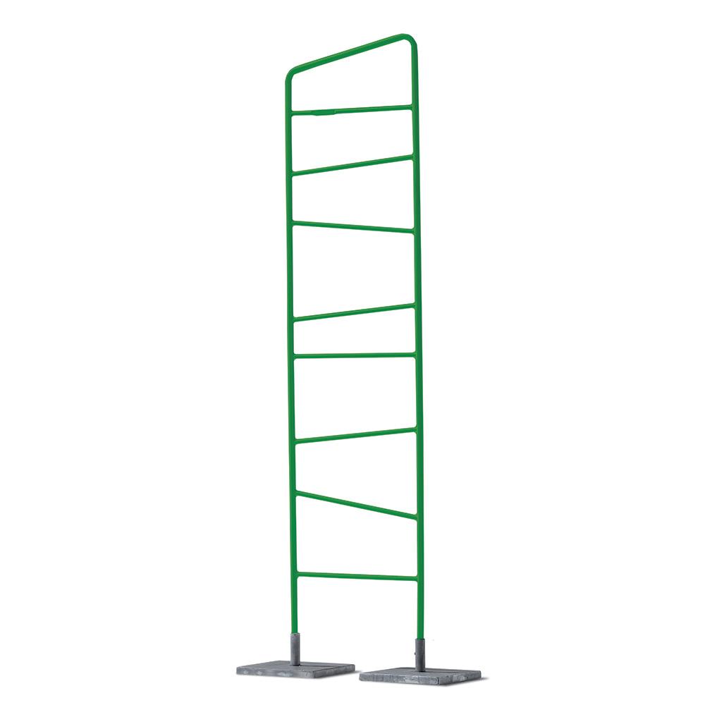 Trellis Spalje 150x30cm Grön