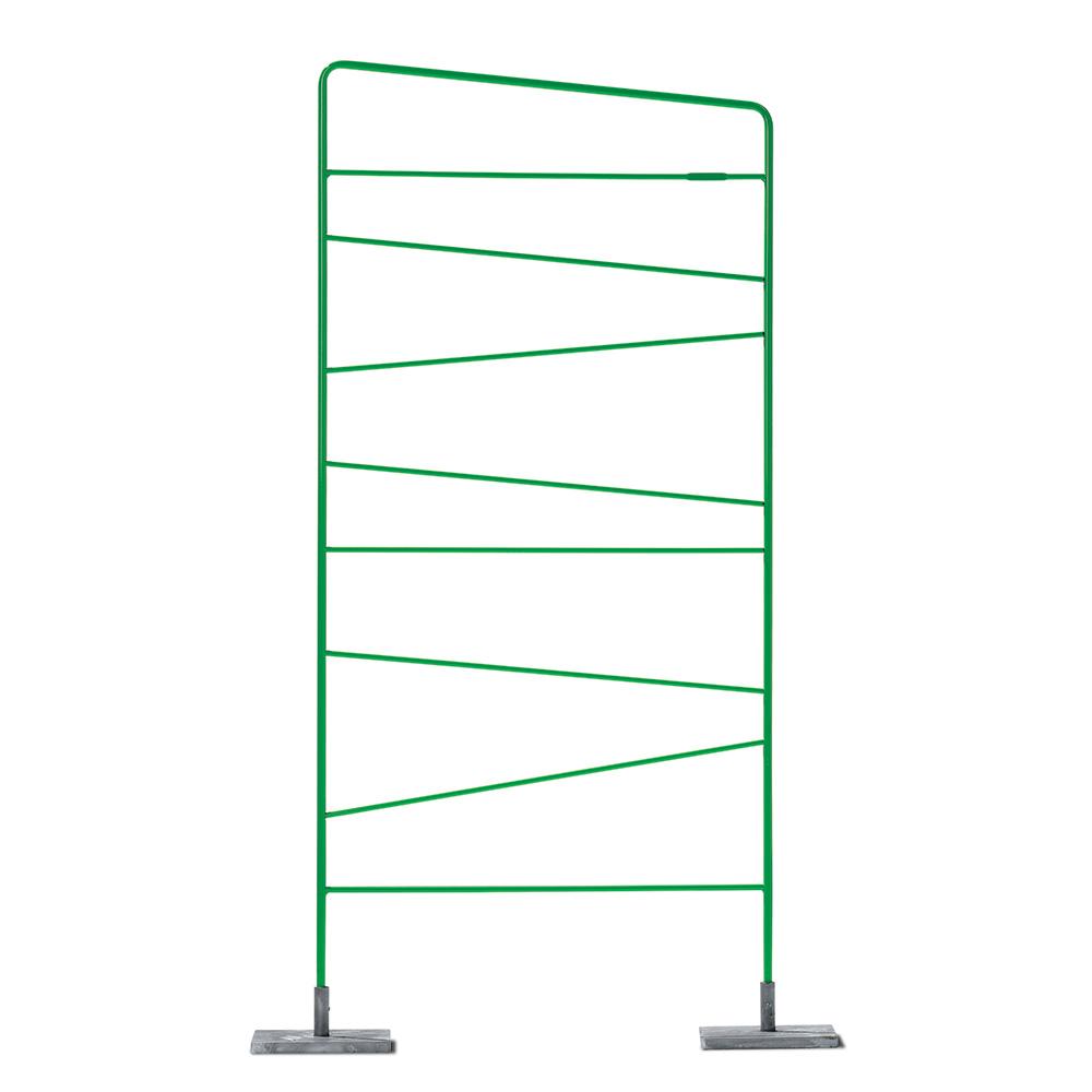 Trellis Spalje 150x60cm Grön