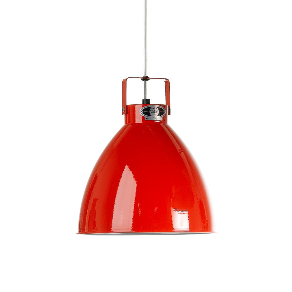 Augustin A360 Pendel 36 cm Röd
