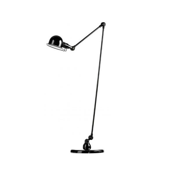 Loft D1240 Golvlampa 160 cm Svart