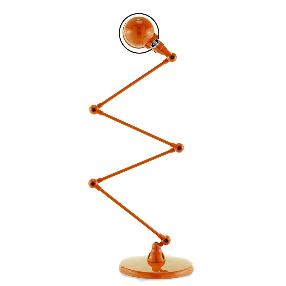 Signal SI433 Golvlampa 120 cm Orange