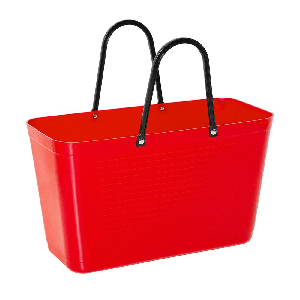Hinza Väska Stor, Röd, Hinza
