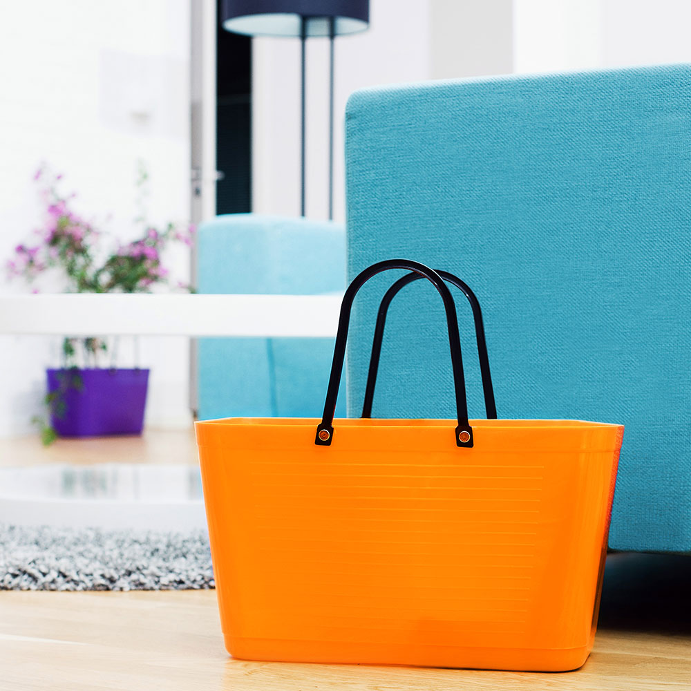 Hinza Väska Stor, Orange, Hinza