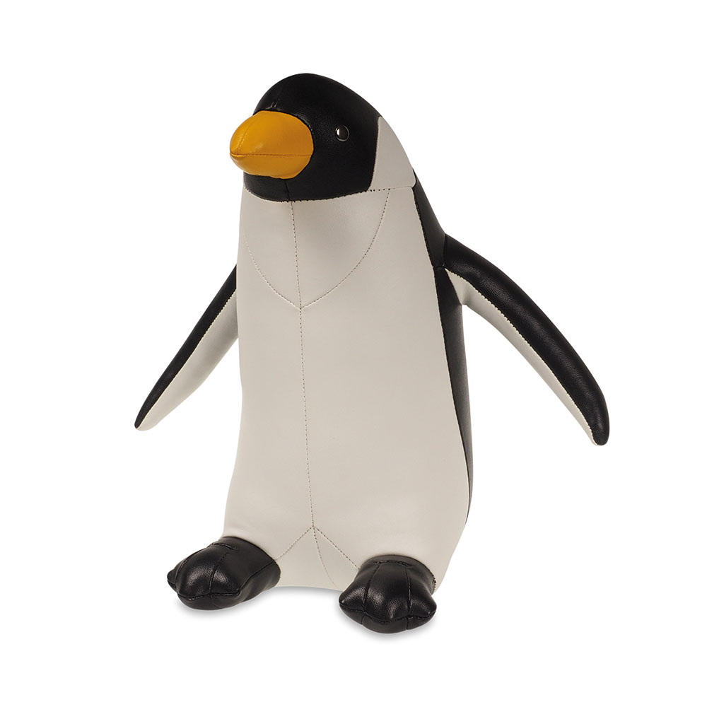 Bokstöd Pingvin, Züny