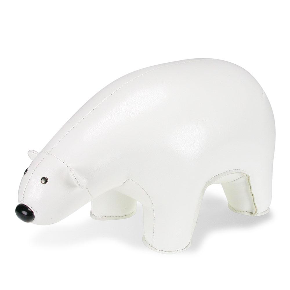 Bokstöd Isbjörn