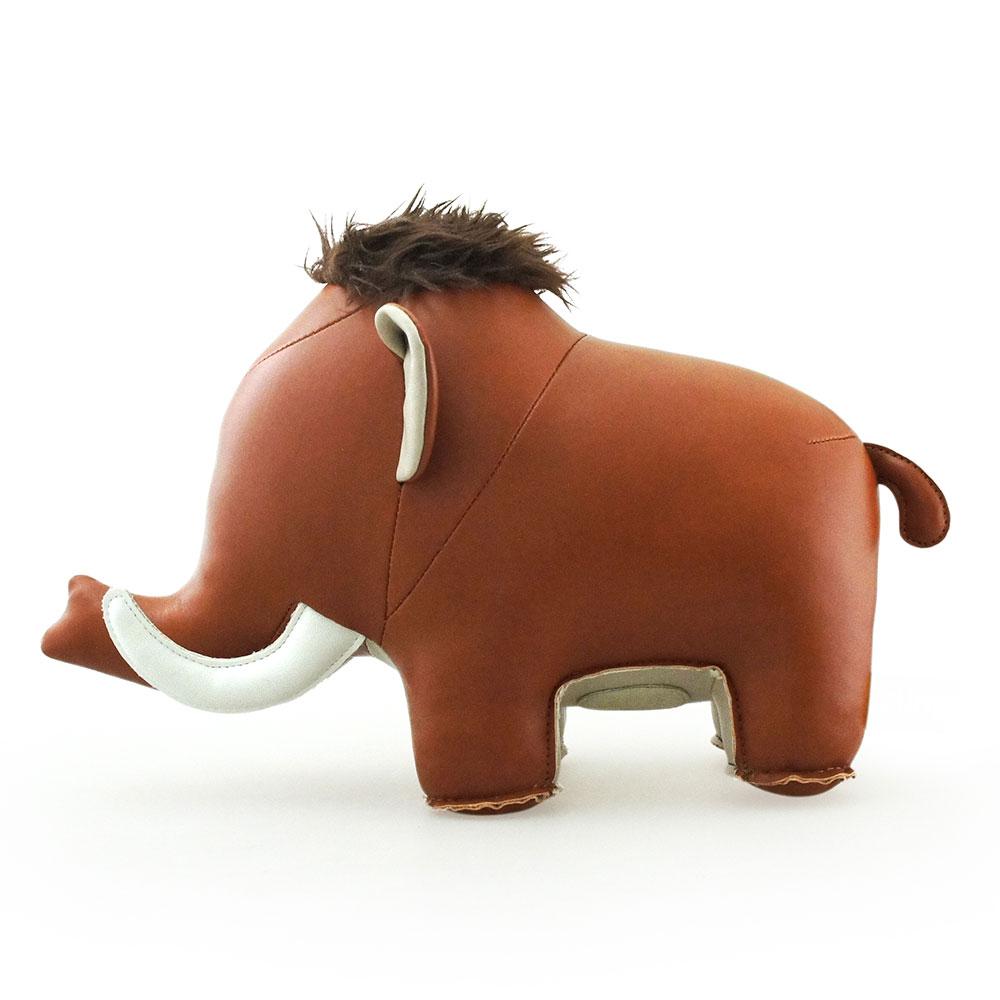 Bokstöd Mammut Booby