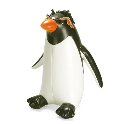 Bokstöd Macaroni Pingvin
