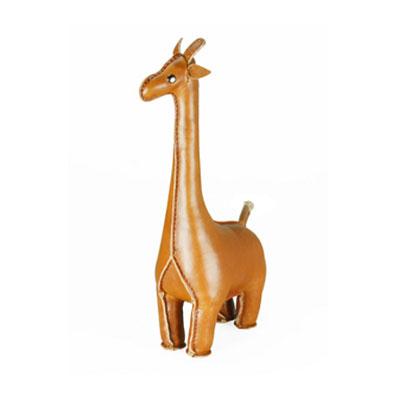 Brevpress Giraff Brun