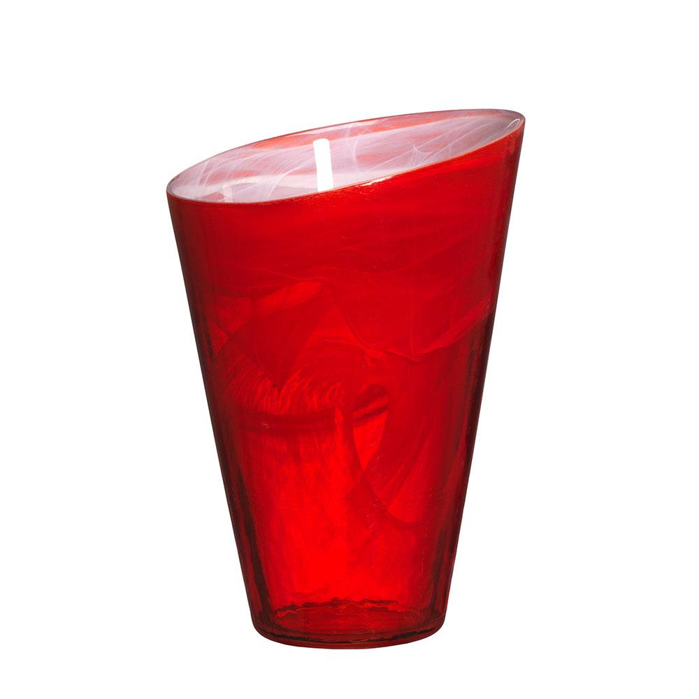 Candy Vas Röd