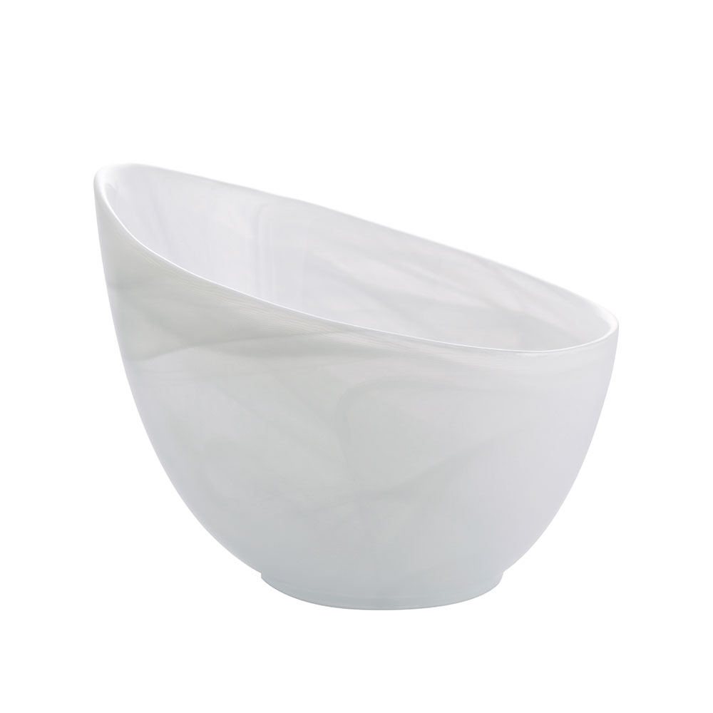 Candy Skål, Vit, SEA Glasbruk