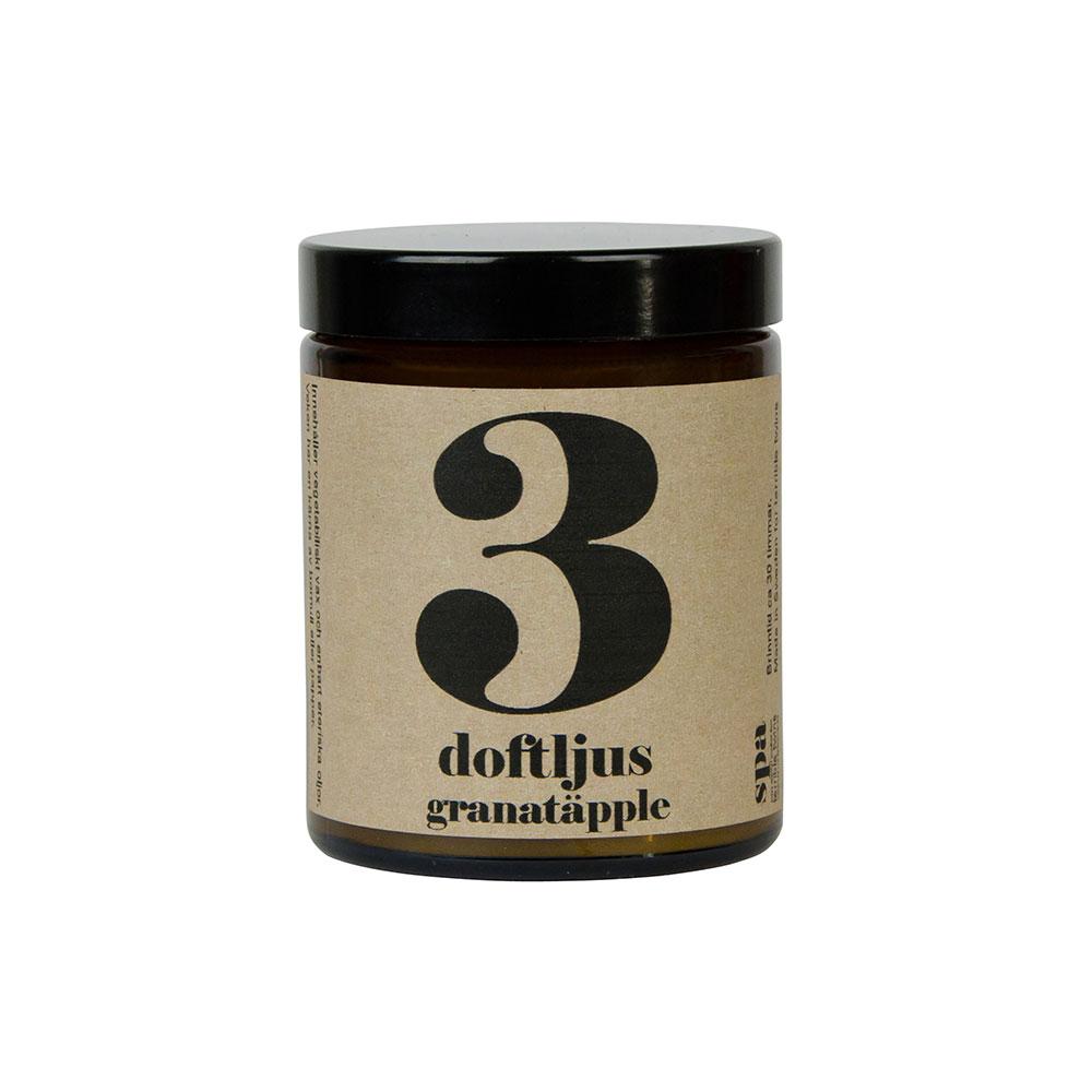 Doftljus Granatäpple 3