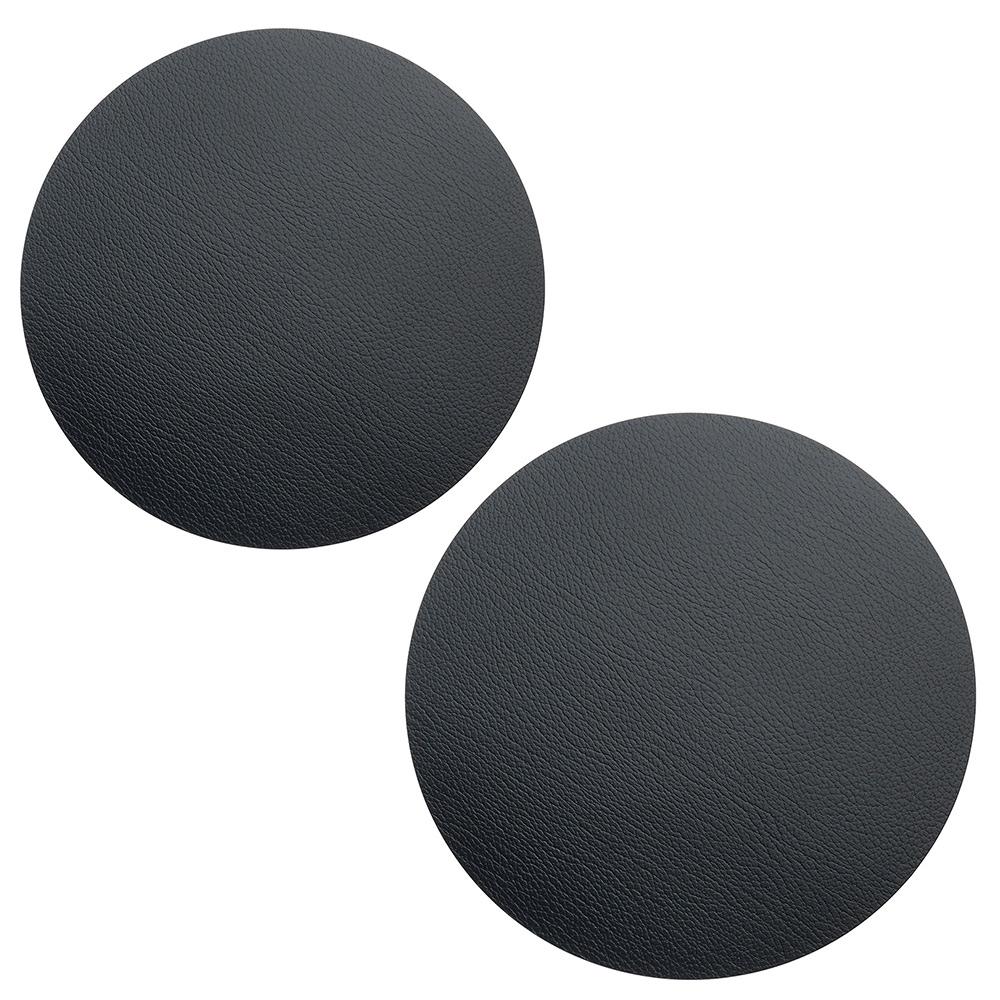 Circle Set Grytunderlägg Bull Black