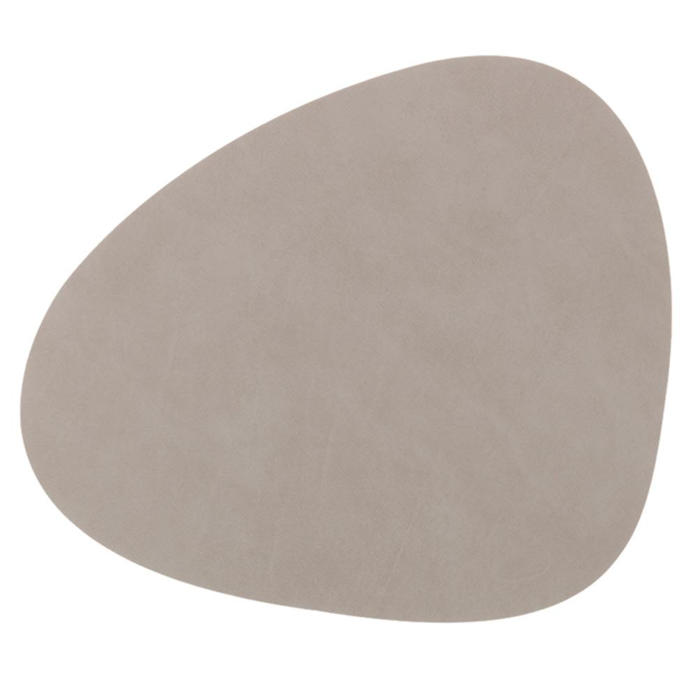 Curve S Bordstablett 24x28cm Nupo Light Grey