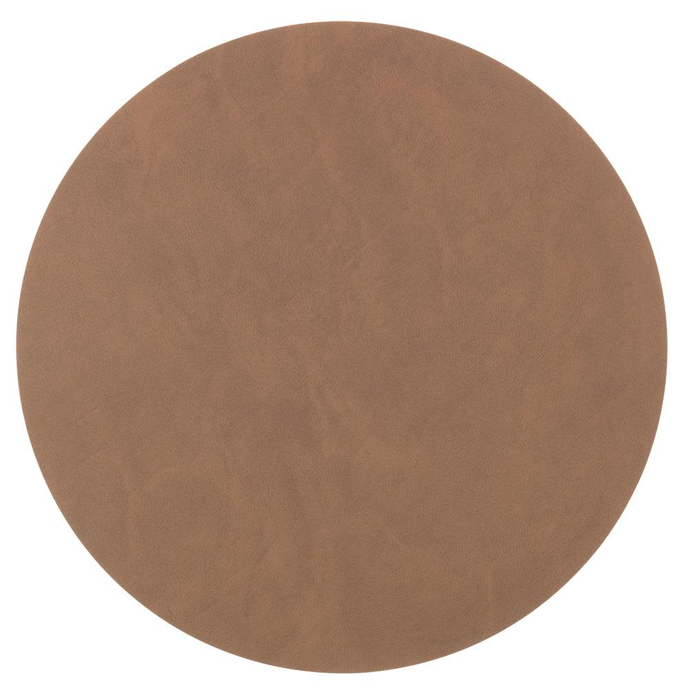 Circle XL Bordstablett ø40cm Nupo Brown