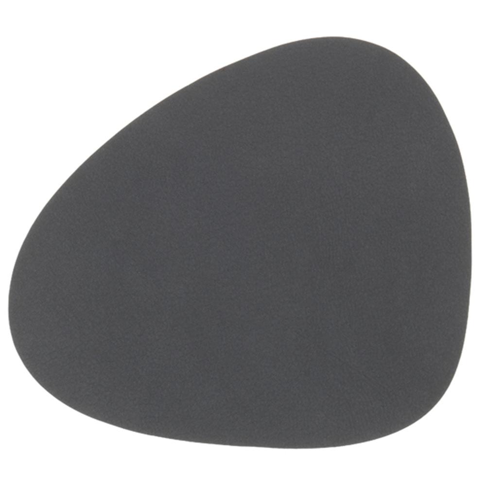 Curve Glasunderlägg 11x13cm Nupo Anthracite