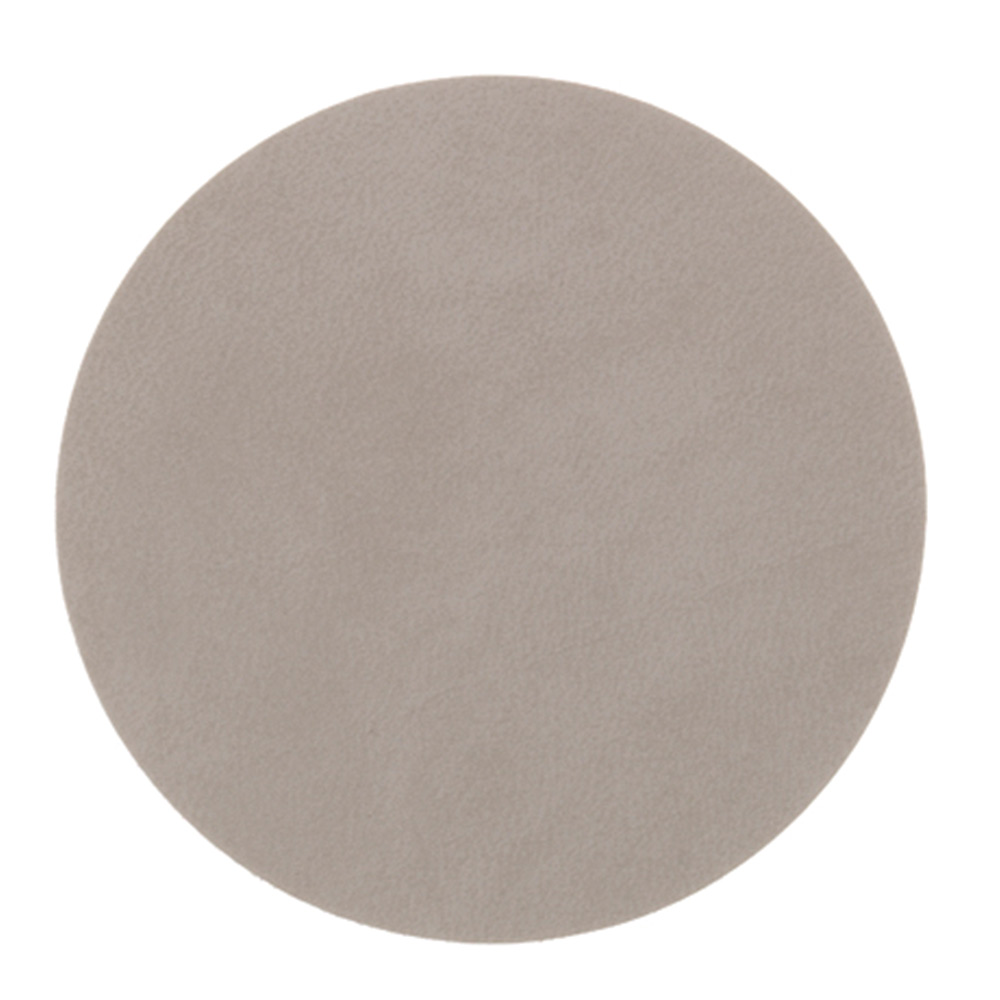 Circle Glasunderlägg ø10cm Nupo Light Grey