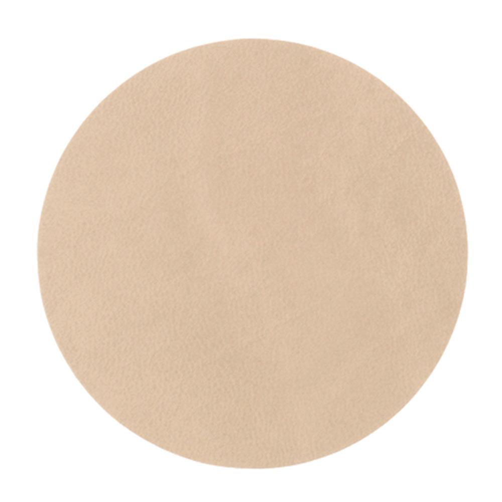 Circle Glasunderlägg ø10cm Nupo Sand