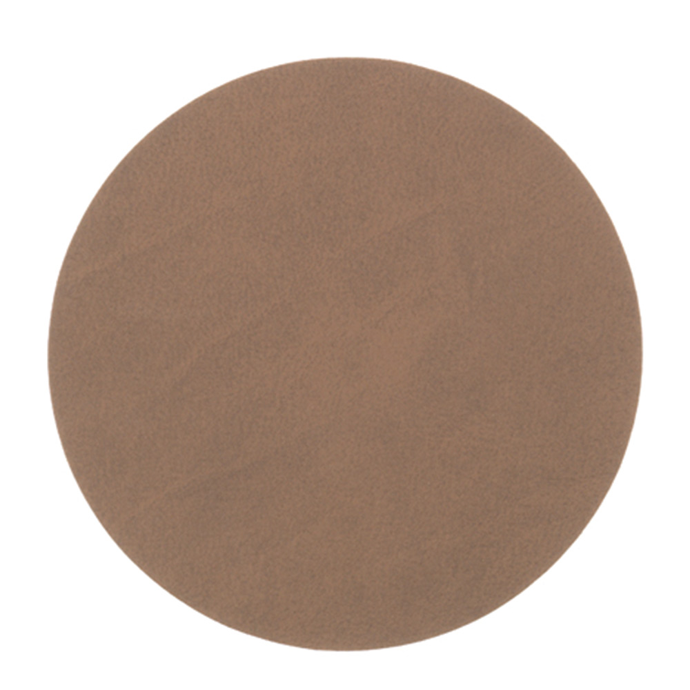 Circle Glasunderlägg ø10cm Nupo Brown