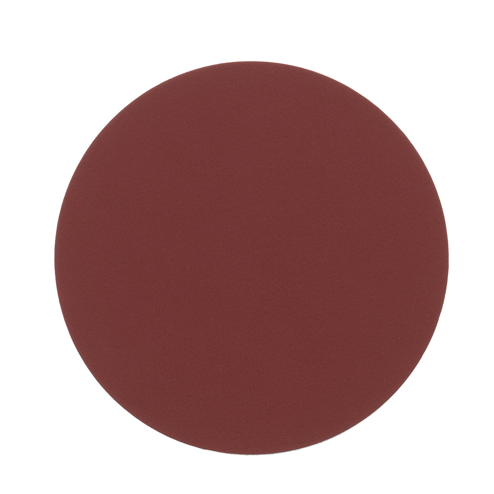 Circle Glasunderlägg ø10cm Nupo Red