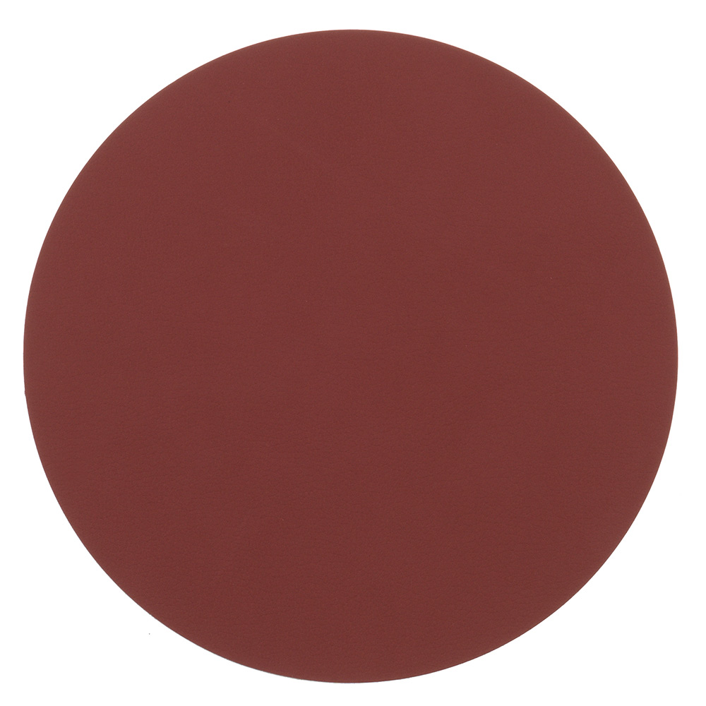 Circle XS Bordstablett ø18cm Nupo Red