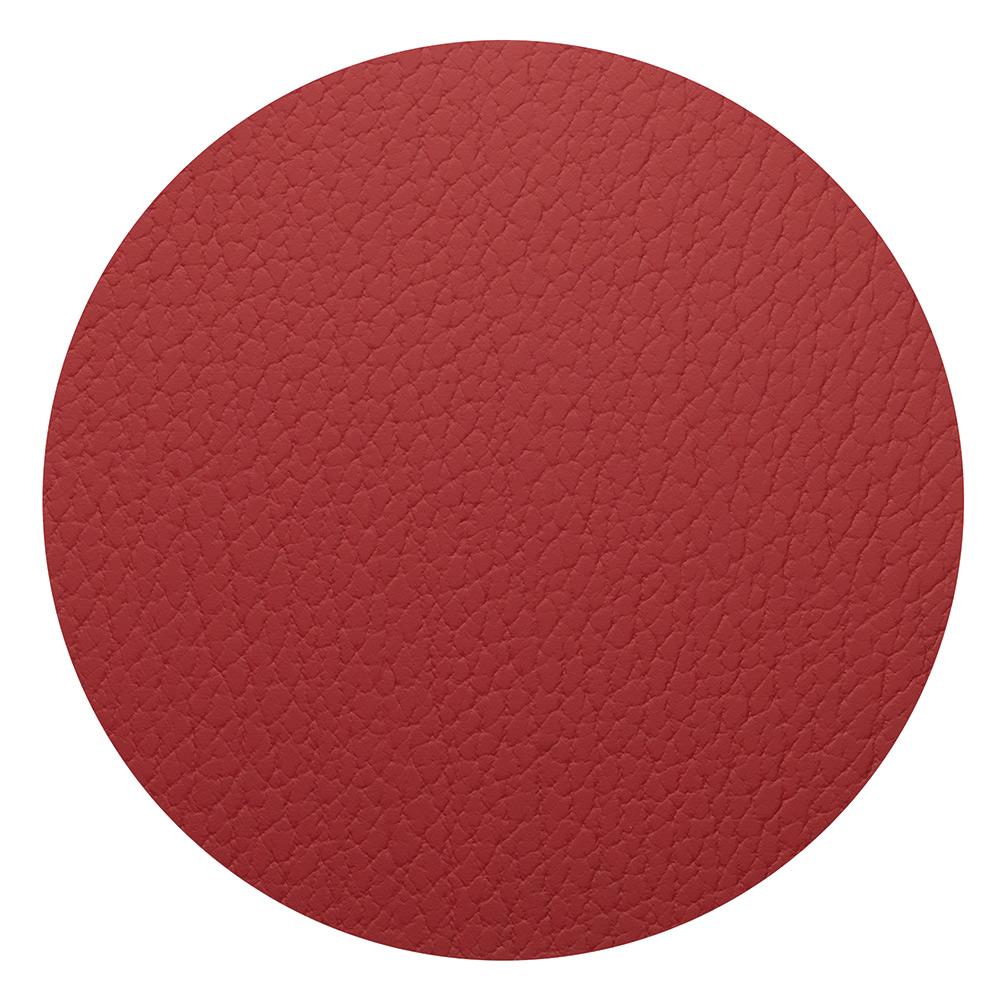 Circle S Grytunderlägg ø24cm Bull Red
