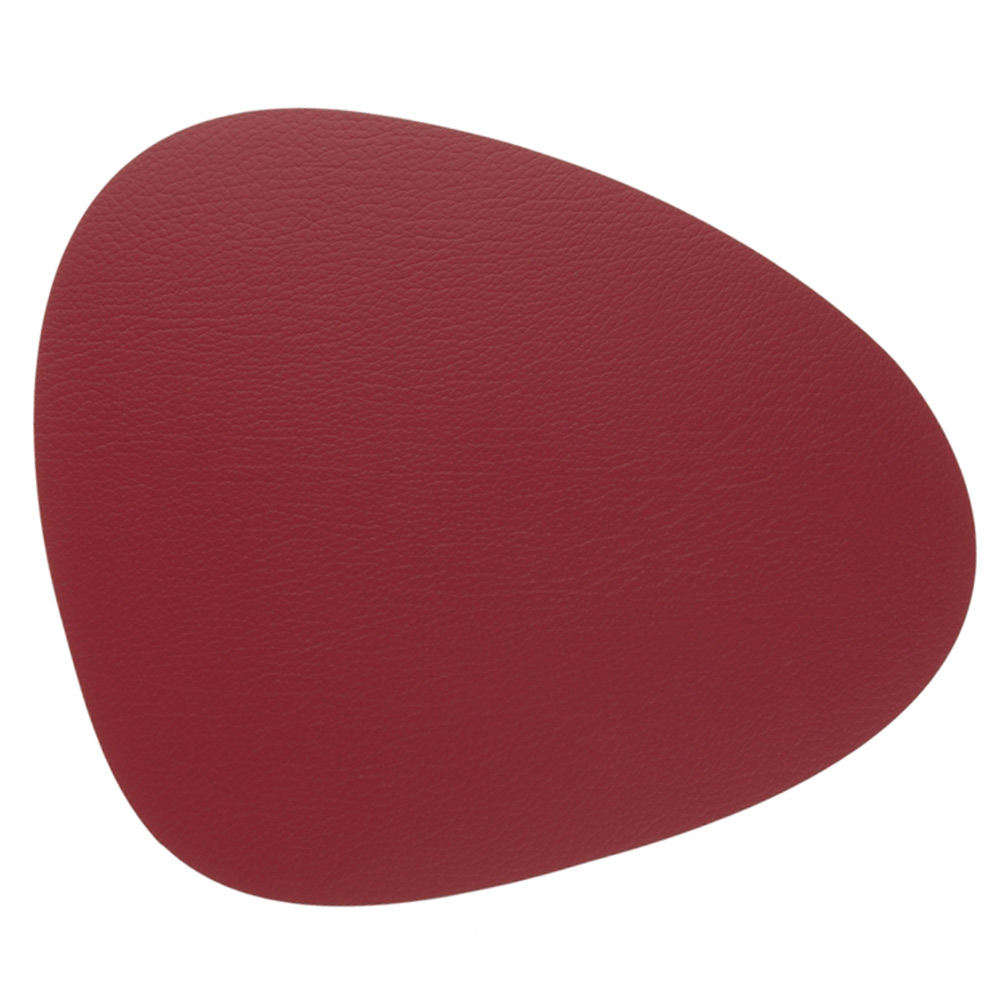 Curve Grytunderlägg 28x34cm Bull Red