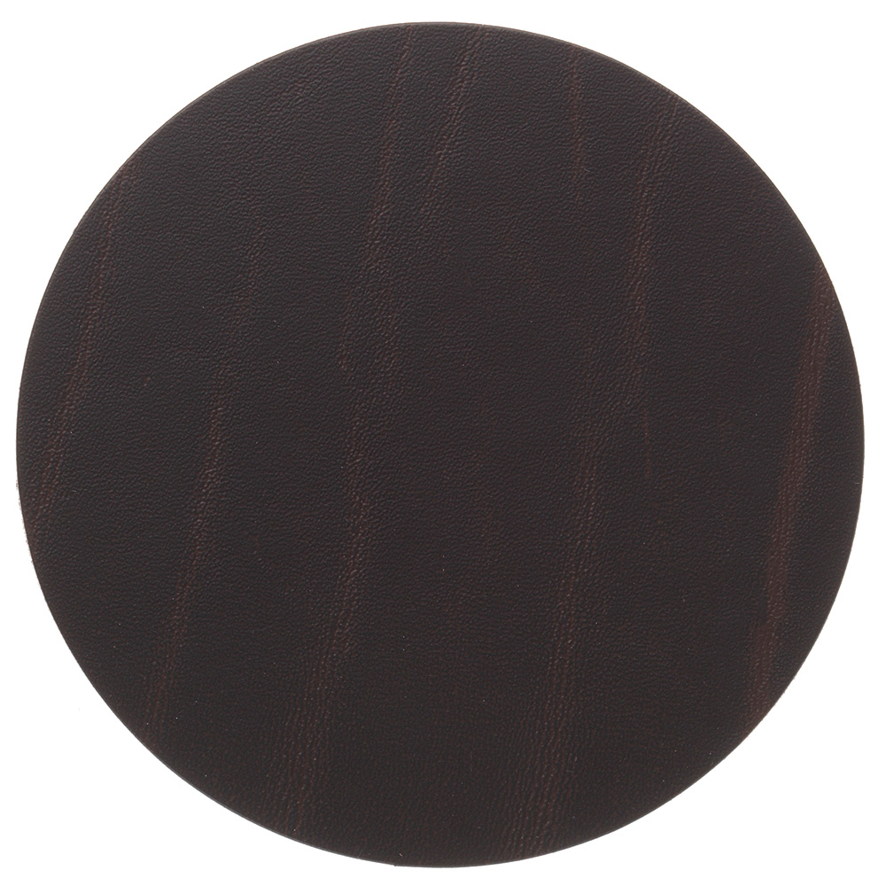 Circle Glasunderlägg ø10cm Buffalo Brown