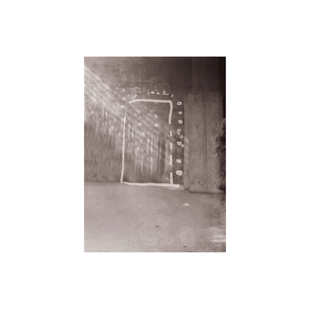 Puerta Poster 13×18 cm