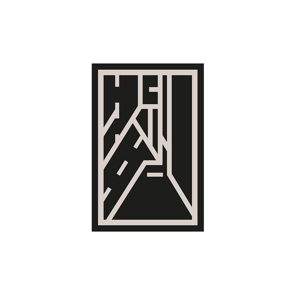 Javea 2 Putty/Black Poster 10×15 cm