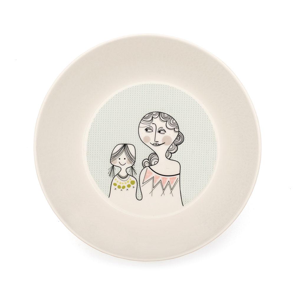 Familjen Salladsskål, Sandra Isaksson