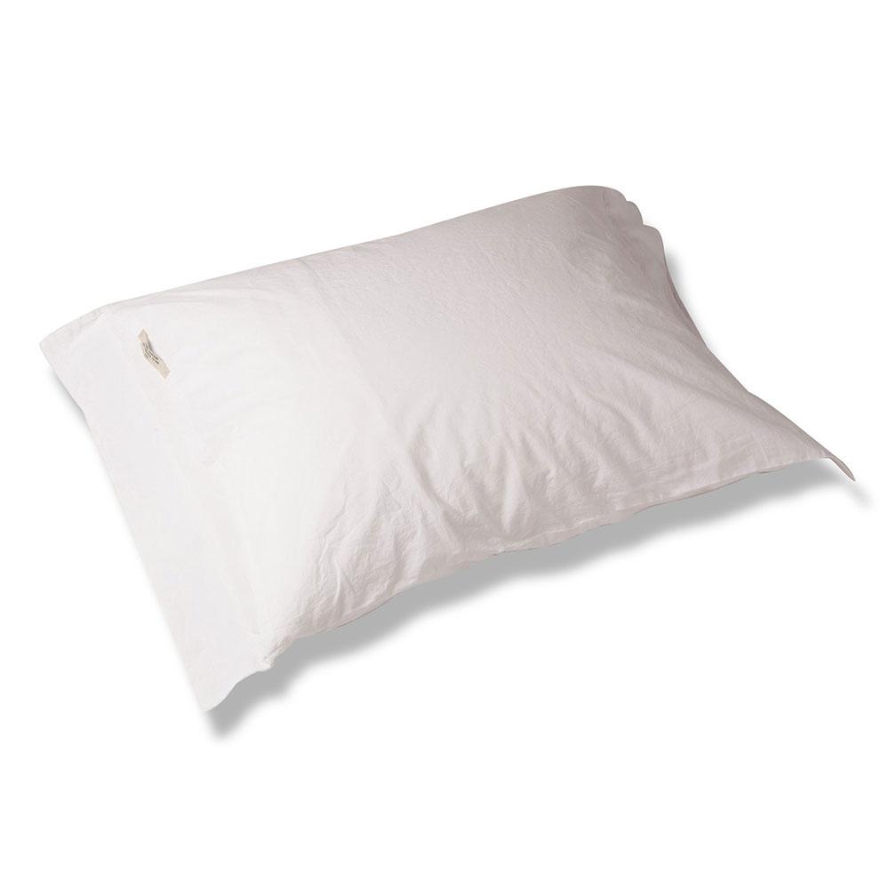 Head Kuddfodral 50×60 cm White