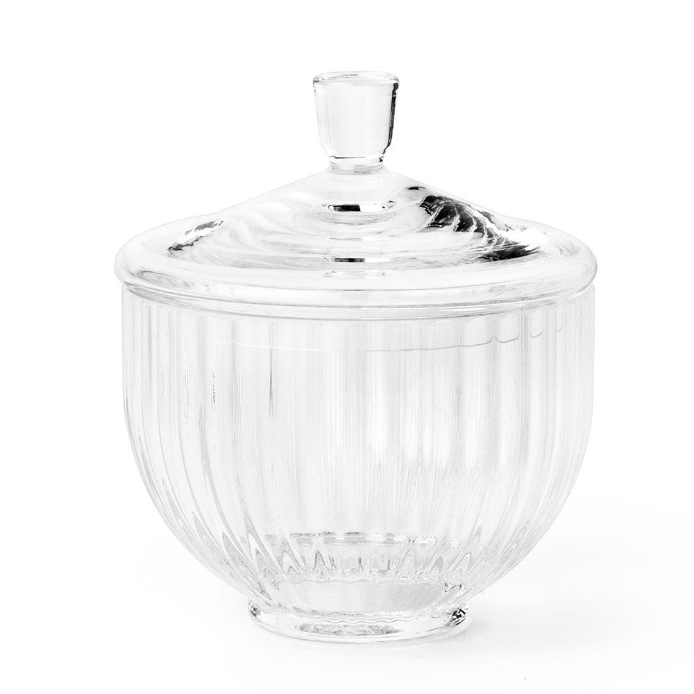 Bonbonniere Glas ø10cm